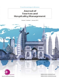 CALL FOR PAPERS - JOURNAL OF TOURISM AND HOSPITALITY MANAGEMENT